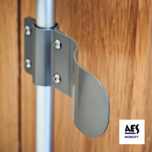 AES Hands-free Arm Door Handle